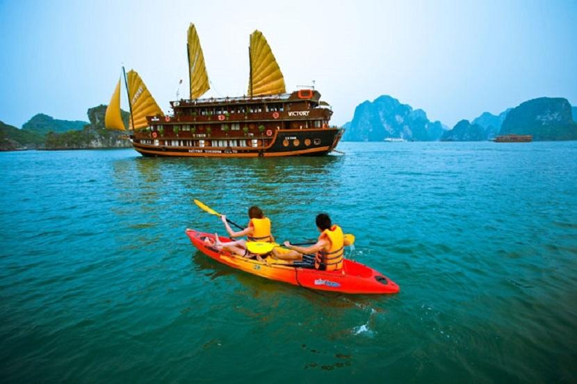 Tour Hạ Long - Tuần Châu 3 ngày 2 đêm