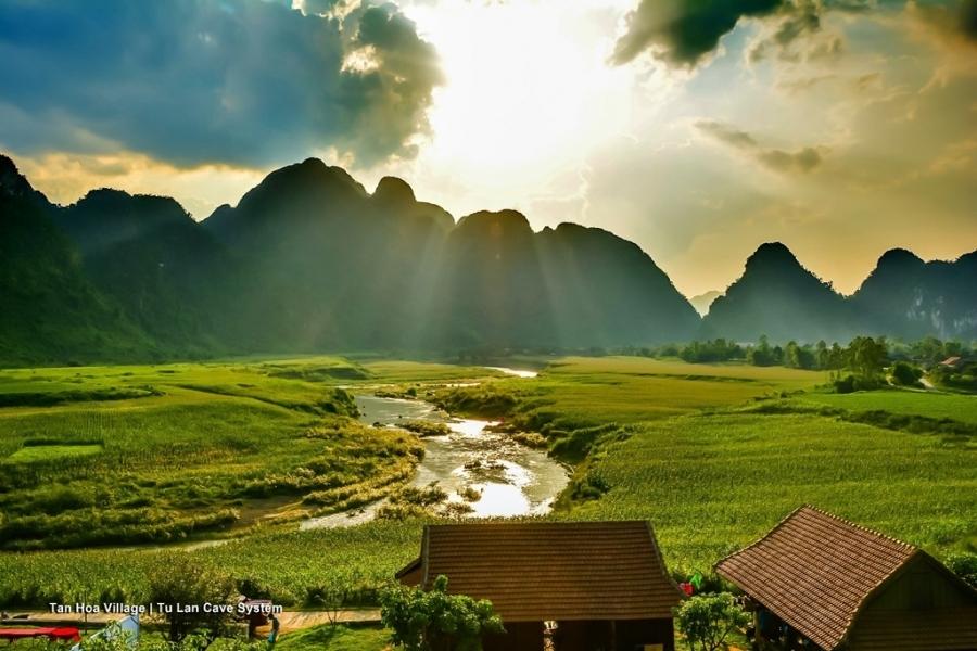 Tour Đà Nẵng Quảng Bình 2N1Đ (Khách đoàn)