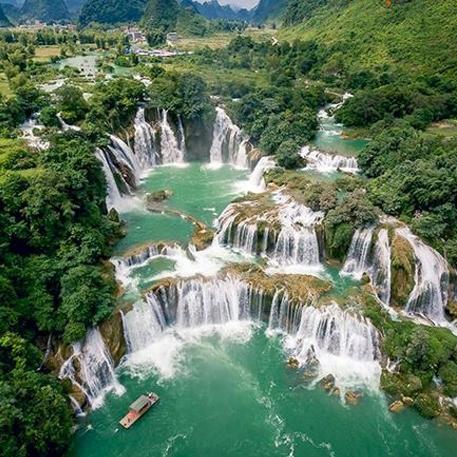 Tour Hồ Ba Bể - Thác Bản Giốc - Pác Bó 3 ngày 2 đêm
